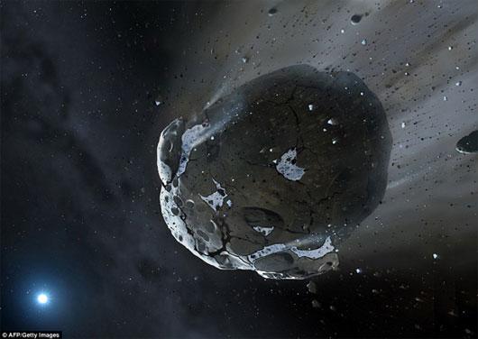 Phát hiện hành tinh có sự sống bên ngoài Hệ Mặt trời