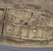 Khu mua sắm 2500 tuổi ở Hy Lạp