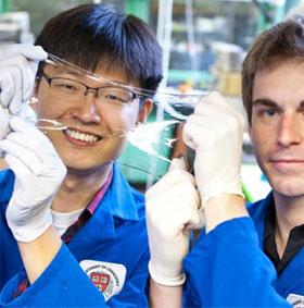 Chế tạo thành công loa trong suốt, mềm dẻo từ gel ion