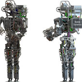 Video: Robot giống người nhất của quân đội Mỹ trổ tài