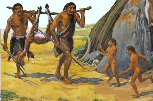 Phát hiện mới về cư dân châu Âu vào thời kỳ Đồ đá