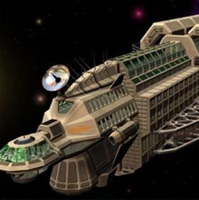 Khám phá tàu vũ trụ phản vật chất của tương lai