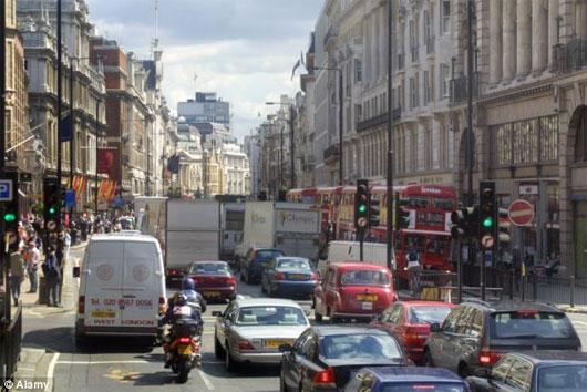 Ô nhiễm không khí làm tăng nguy cơ sinh trẻ thiếu cân