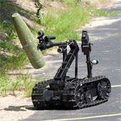 Iraq mua robot gỡ bom siêu nhanh