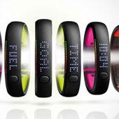 Vòng đeo tay thể thao Nike+ Fuelband ra mắt