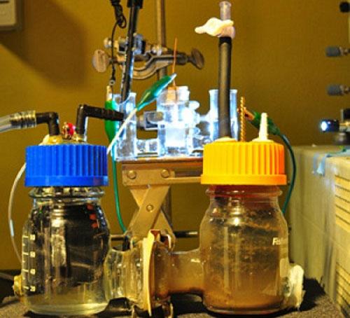 Tạo nhiên liệu hydro từ ánh sáng mặt trời và nước thải