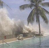 Ấn Độ lắp hệ thống cảnh báo sóng thần ở Biển Đông