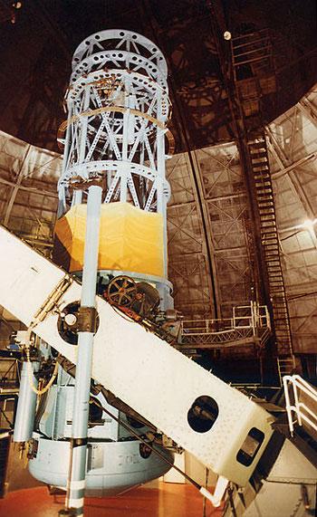 Cha đẻ của thiên văn học hiện đại