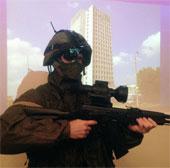 """Hé lộ bộ đồ """"cực độc"""" giúp lính Nga nhìn xa 1.200 mét"""