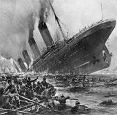 Tiếng đàn violon réo rắt khi tàu Titanic chìm