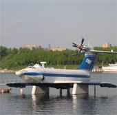 Ekranoplan - Phương tiện lưỡng thể biết bơi và bay