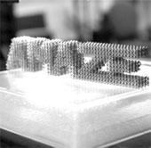 In 3D kim loại trên không gian