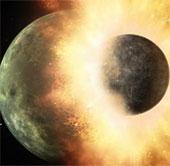 Sự tương đồng bất ngờ giữa mặt trăng và sao Thủy
