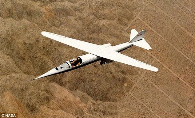 Máy bay cánh chéo AD-1