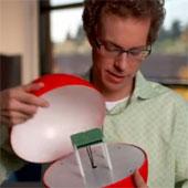 Video: Chi tiết kỹ thuật quả cầu wi-fi của Google