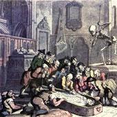 """Phương pháp """"chống trộm xác chết"""" đặc biệt trong lịch sử"""