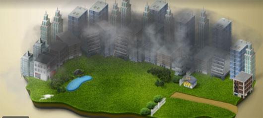 Chế tạo máy hút ô nhiễm cho bầu trời