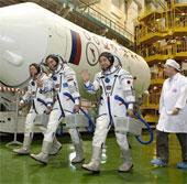 """Trung Quốc sắp """"vượt mặt"""" Nga trong chinh phục vũ trụ?"""