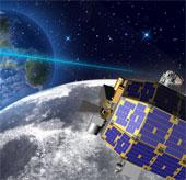 NASA sử dụng laser để truyền dữ liệu lên một vệ tinh mặt trăng