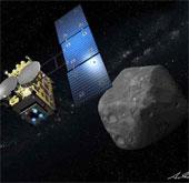Nhật Bản thử nghiệm pháo vũ trụ bắn thiên thạch