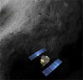 Video: Thử nghiệm bắn pháo vào thiên thạch