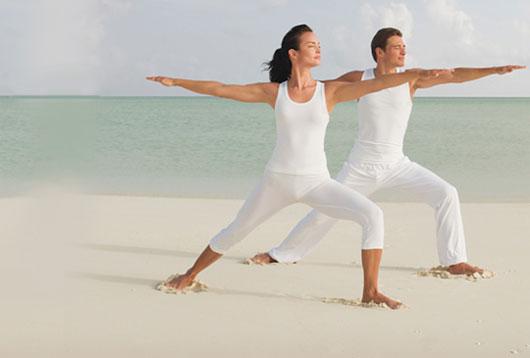Yoga là một cách tuyệt vời giúp bạn giải phóng những căng thẳng nảy sinh trong cơ thể của bạn do những nỗi sợ hãi.