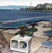 Đường hầm xuyên biển đầu tiên nối liền Á-Âu