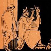 Bản nhạc được tái tạo lại từ thời Hy Lạp cổ đại