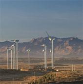 Cánh đồng tua bin gió lớn nhất châu Phi
