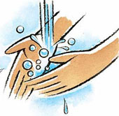 7 nguyên tắc quan trọng trong việc vệ sinh cơ thể