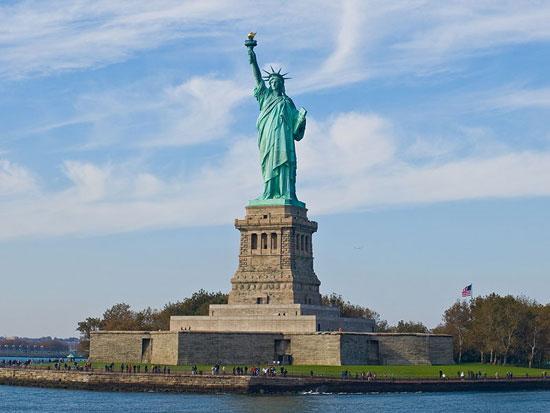Những điều chưa biết về Nữ thần Tự do