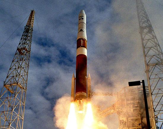 Hoạt động phóng vệ tinh tại Trung Quốc nở rộ