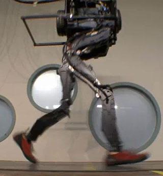 Video: Robot hít đất, tập thể dục