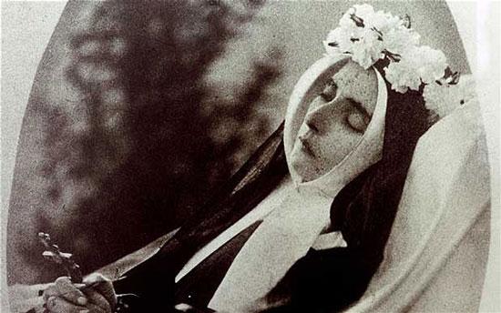 Thánh nữ Bernadette
