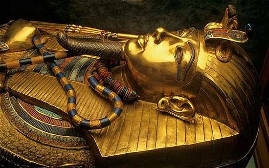 Hoàng đế Ai Cập Tutankhamun