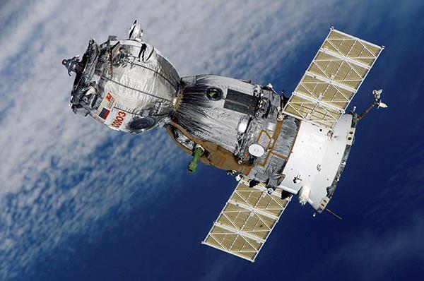 Tàu vận tải Progress cập bến ISS