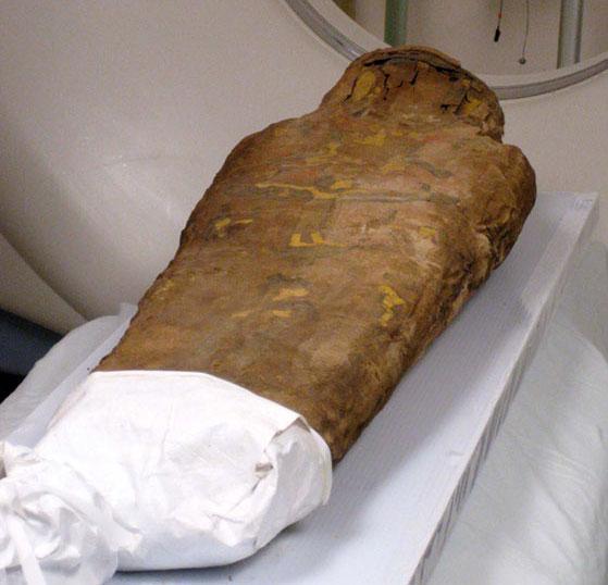 Bí ẩn giới tính xác ướp 2000 năm tuổi