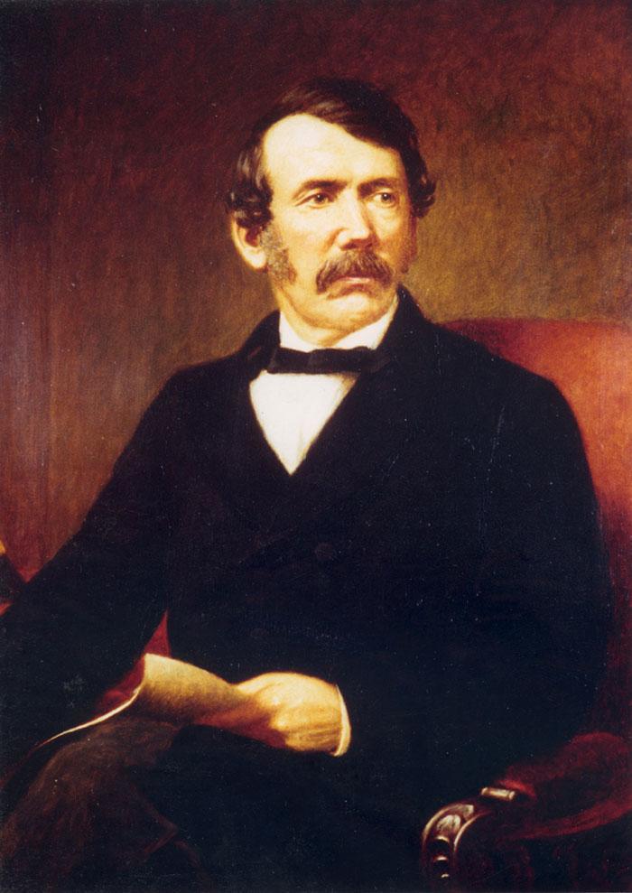 Nhà thám hiểm David Livingstone. (Ảnh: BBC)
