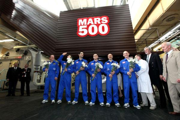 Kết thúc chuyến bay mô phỏng 520 ngày tới sao Hỏa