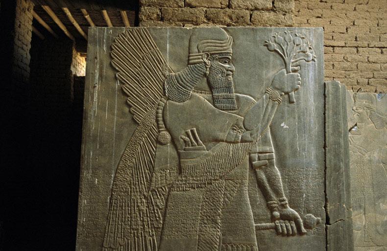 Nimrud, Irắc