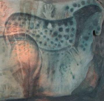 """Bức họa 25.000 năm tuổi """"biết nói"""""""