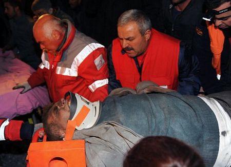 Video: Động đất tại miền đông Thổ Nhĩ Kỳ