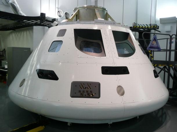 NASA chuẩn bị phóng phi thuyền Orion
