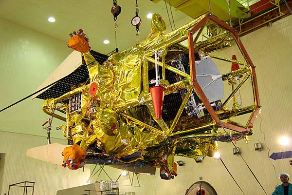 Phi thuyền Nga thải 12 tấn chất độc xuống mặt đất?