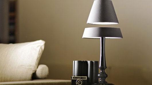 Ảnh đèn ngủ bay lơ lửng trên không trung