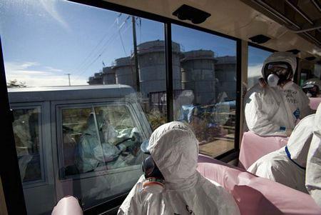 Video: Nhà máy điện hạt nhân Fukushima