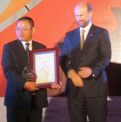 Australia vinh danh thủ lĩnh môi trường Việt Nam
