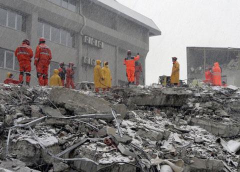 Động đất lại hoành hành Thổ Nhĩ Kỳ