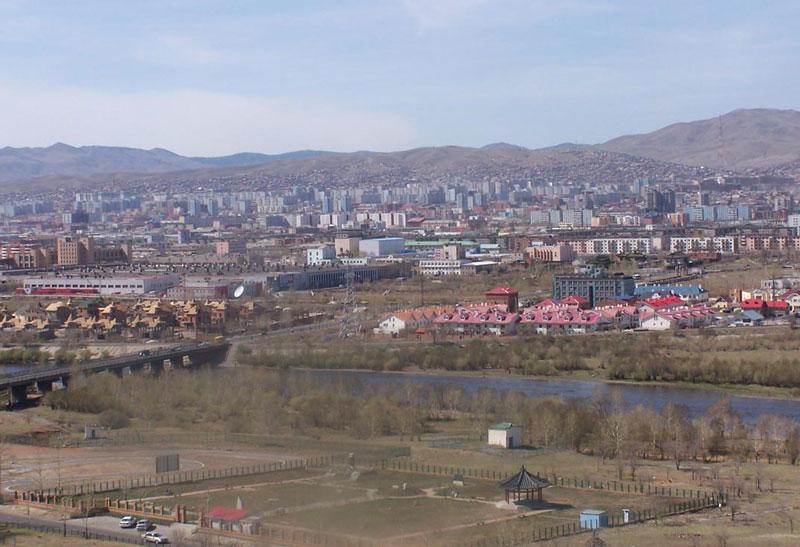 TP.Ulan Bator của Mông Cổ.
