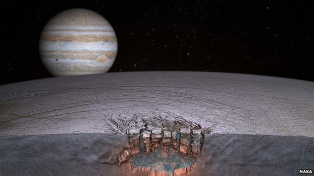 Phát hiện dấu vết sự sống ngoài hành tinh